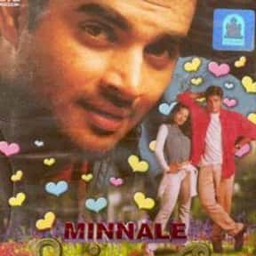 Minnale is listed (or ranked) 25 on the list The Top 10 Tamil Films of 2000