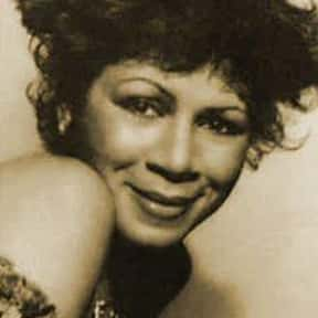 Minnie Riperton is listed (or ranked) 22 on the list The Best Female Musicians of All Time