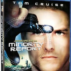 Minority Report is listed (or ranked) 9 on the list The Best Movies Based on Short Stories