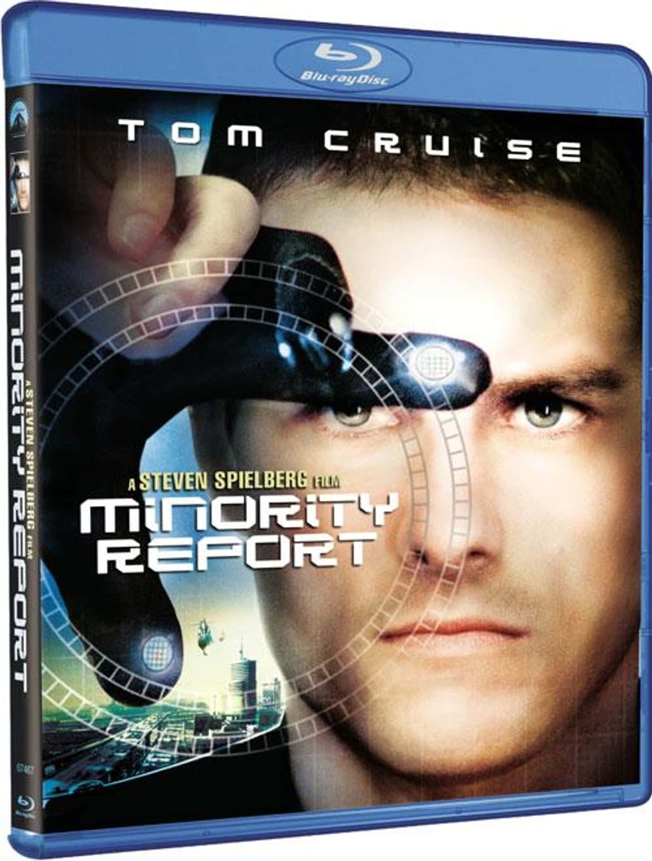 Minority Report is listed (or ranked) 3 on the list The Best Shows & Movies Set in the Future