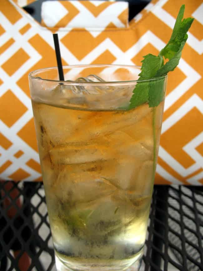 Mint julep is listed (or ranked) 4 on the list The Best Whiskey Cocktails for Summer