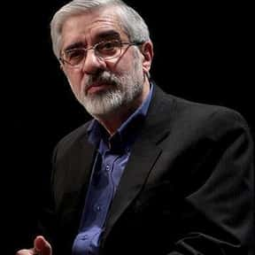 Mir-Hossein Mousavi is listed (or ranked) 11 on the list Famous People From Iran