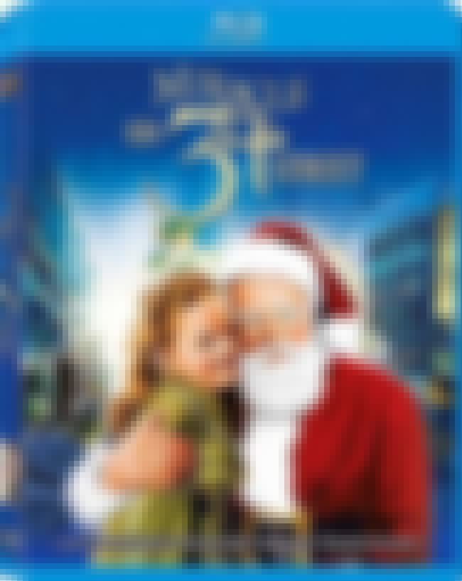 Miracle on 34th Street is listed (or ranked) 6 on the list The Best Christmas Movies of All Time