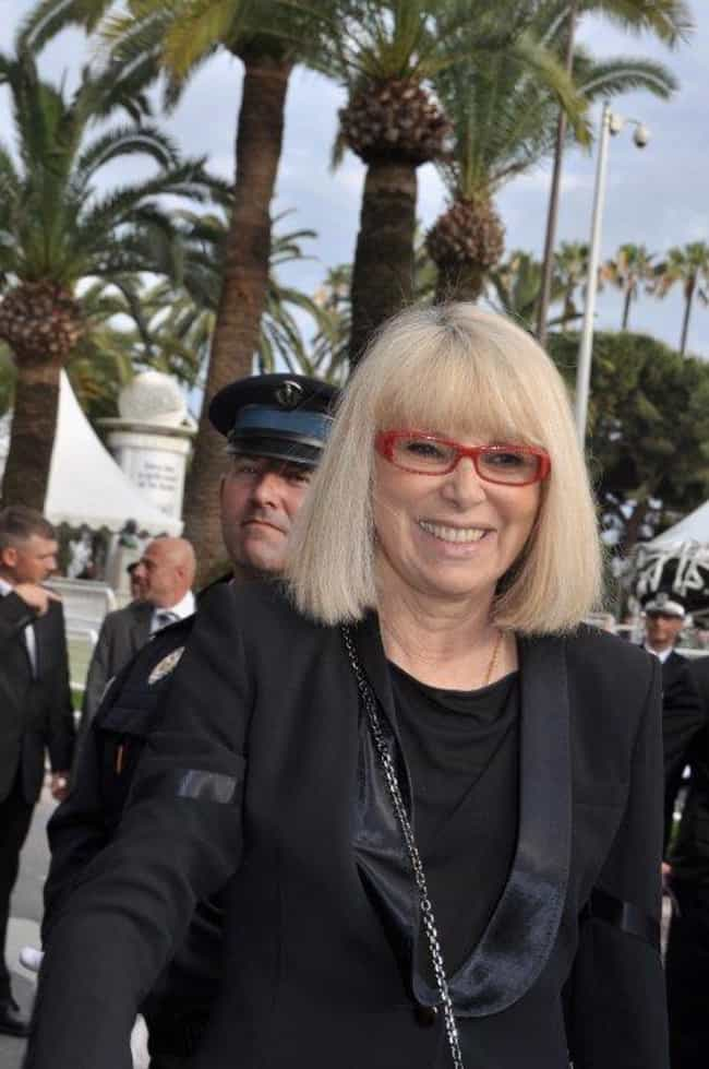 Mireille Darc is listed (or ranked) 4 on the list Women Who Alain Delon Has Dated