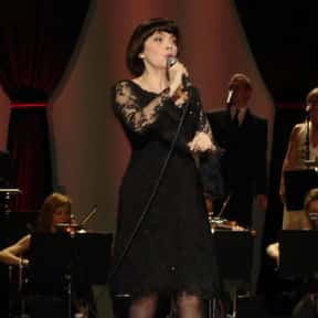 Mireille Mathieu is listed (or ranked) 8 on the list The Best Chanson Bands/Artists