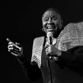 Miriam Makeba is listed (or ranked) 2 on the list Famous People Named Miriam
