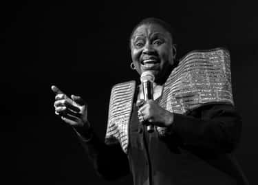 Miriam Makeba is listed (or ranked) 2 on the list Paul Simon Loves and Hookups
