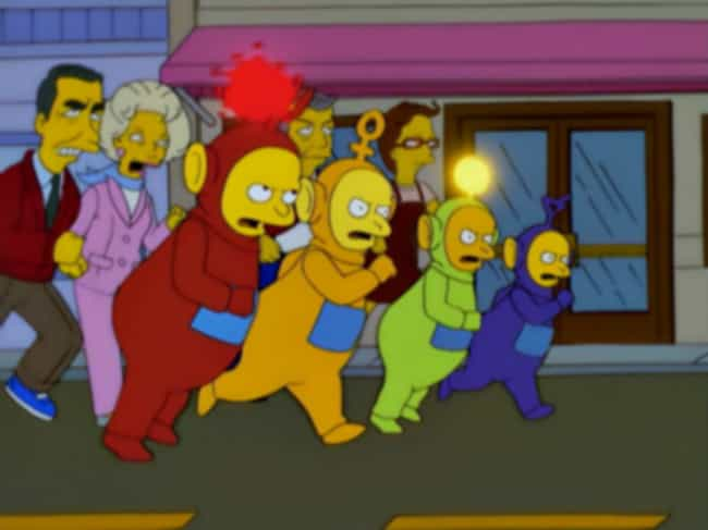 Missionary: Impossible ... is listed (or ranked) 7 on the list The Greatest Crossover Episodes of The Simpsons