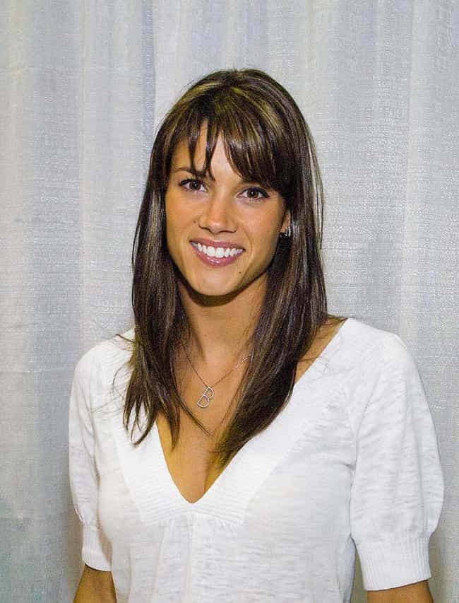 Missy Peregrym is listed (or ranked) 3 on the list The Most Beautiful Overlooked Celebrity Women