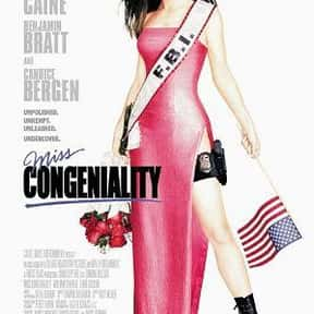 Miss Congeniality is listed (or ranked) 25 on the list The 25+ Best Michael Caine Movies of All Time, Ranked