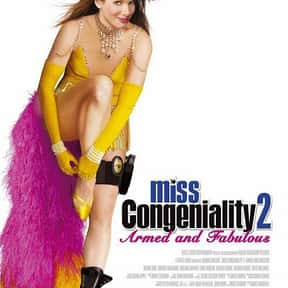 Miss Congeniality 2: Armed and is listed (or ranked) 20 on the list The Best Movies About Female Police Officers