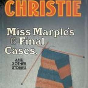 Miss Marple's Final Cases  is listed (or ranked) 14 on the list The Best Miss Marple Books