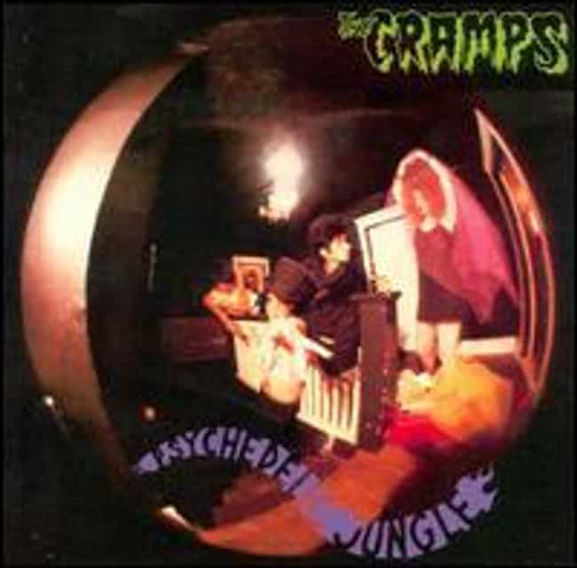 Psychedelic Jungle is listed (or ranked) 2 on the list The Best Cramps Albums of All Time