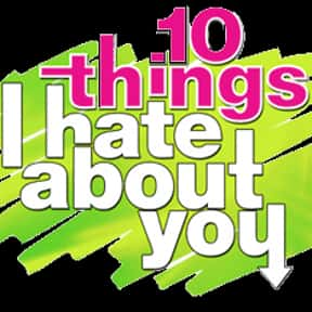 10 Things I Hate About You is listed (or ranked) 23 on the list The Best High School TV Shows