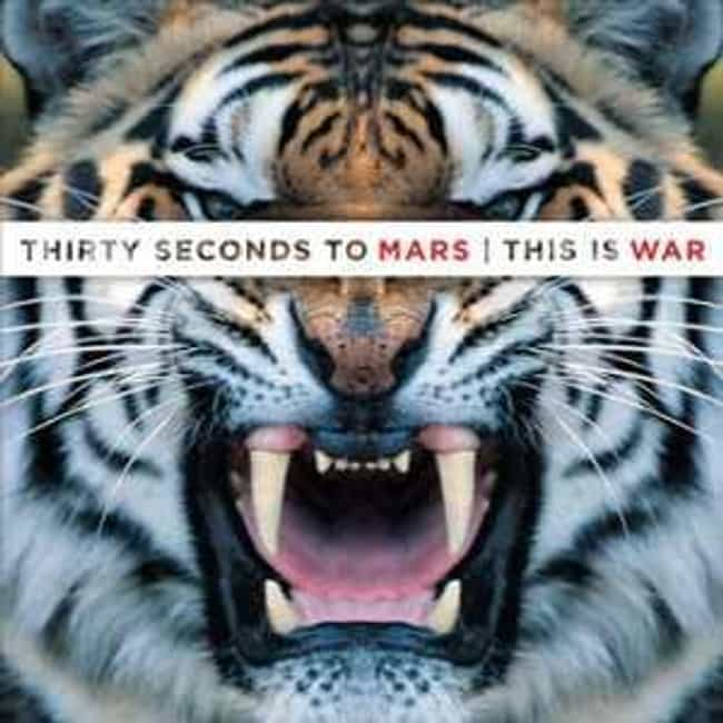 This Is War is listed (or ranked) 2 on the list The Best 30 Seconds To Mars Albums of All Time