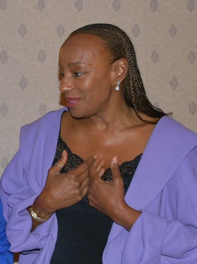 Susan L. Taylor is listed (or ranked) 2 on the list Famous Female Cosmetologists