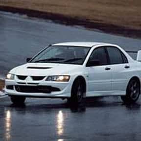 Mitsubishi Lancer Evolution is listed (or ranked) 7 on the list The Fastest Used Sports Cars under 20k
