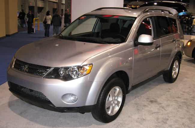All Mitsubishi Models List Of Mitsubishi Cars Vehicles