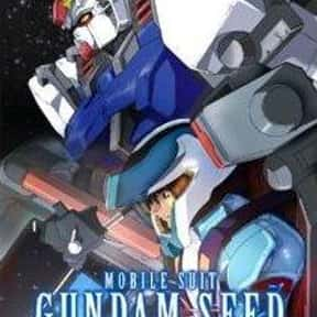 Mobile Suit Gundam SEED is listed (or ranked) 25 on the list The Best Anime Like Gangsta