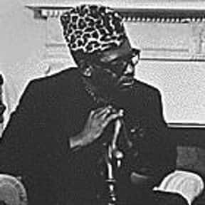 Mobutu Sese Seko is listed (or ranked) 23 on the list List of Famous Dictators