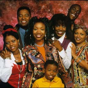 Moesha is listed (or ranked) 10 on the list The Greatest Black Sitcoms of the 1990s