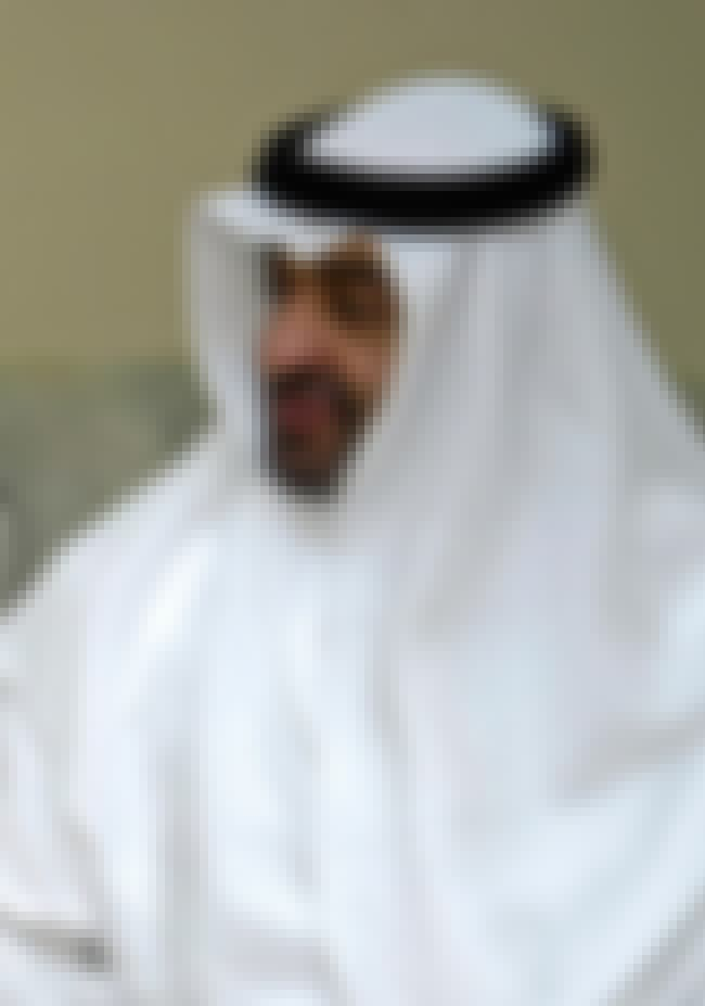 Mohammad bin Zayed Al Nahyan is listed (or ranked) 3 on the list Members of the Al Nahyan