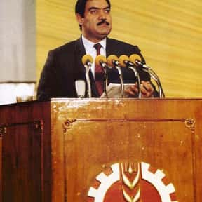 Mohammad Najibullah is listed (or ranked) 24 on the list List Of Executed Politicians