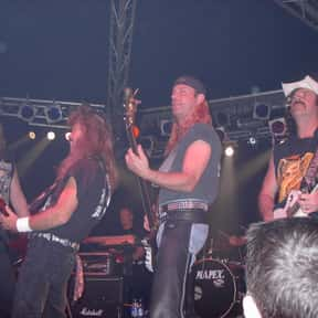 Molly Hatchet is listed (or ranked) 3 on the list List of Famous Bands from Jacksonville