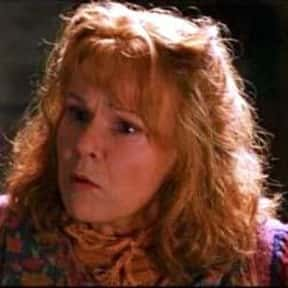 Molly Weasley is listed (or ranked) 19 on the list The Greatest Female Characters in Literature, Ranked