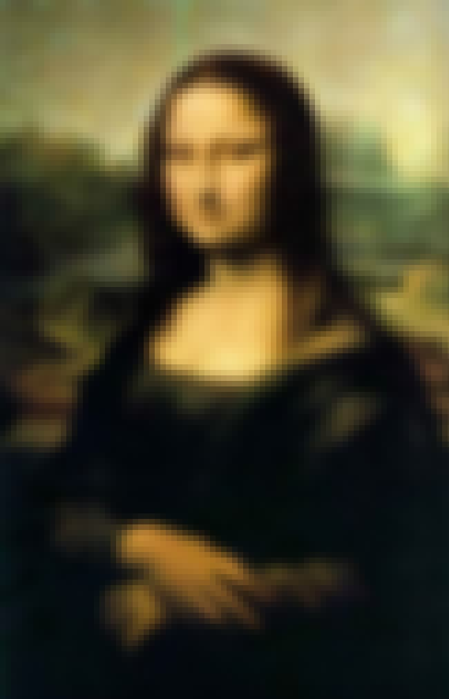 Mona Lisa is listed (or ranked) 1 on the list The Best Paintings Of All Time