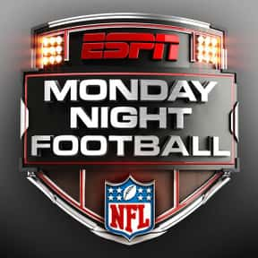 Monday Night Football is listed (or ranked) 17 on the list The Best Sports TV Shows