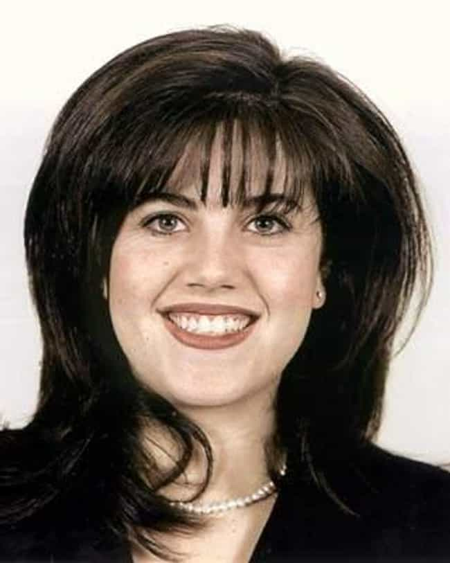 Monica Lewinsky is listed (or ranked) 3 on the list 28 Celebrity Women Who Aren't Feminists