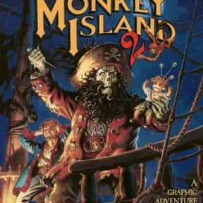 Monkey Island 2: LeChuck's Rev is listed (or ranked) 4 on the list The Best Point and Click Adventure Games Of All Time