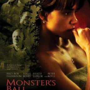 Monster's Ball is listed (or ranked) 24 on the list The Best Movies of 2001, Ranked