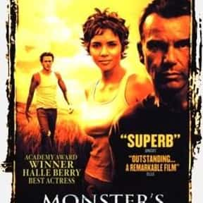 Monster's Ball is listed (or ranked) 15 on the list The Best Movies About Grief, Ranked