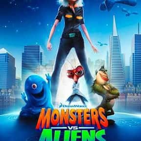 Monsters vs. Aliens is listed (or ranked) 19 on the list The Best Adventure Movies for 12 Year Old Kids