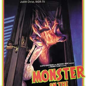 Monster in the Closet is listed (or ranked) 7 on the list The Best Horror Movies Set in San Francisco