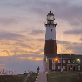Montauk Point Light is listed (or ranked) 5 on the list The Best Day Trips from New York City