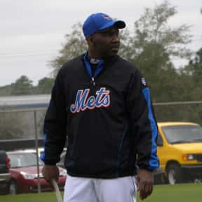 Mookie Wilson is listed (or ranked) 22 on the list The Greatest New York Mets of All Time