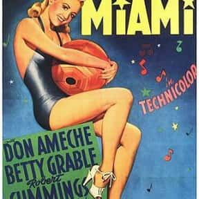 Moon Over Miami is listed (or ranked) 27 on the list The Best Musical Movies Of All Time