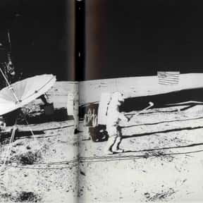 Moon Shot is listed (or ranked) 7 on the list The Best Astronaut Autobiographies