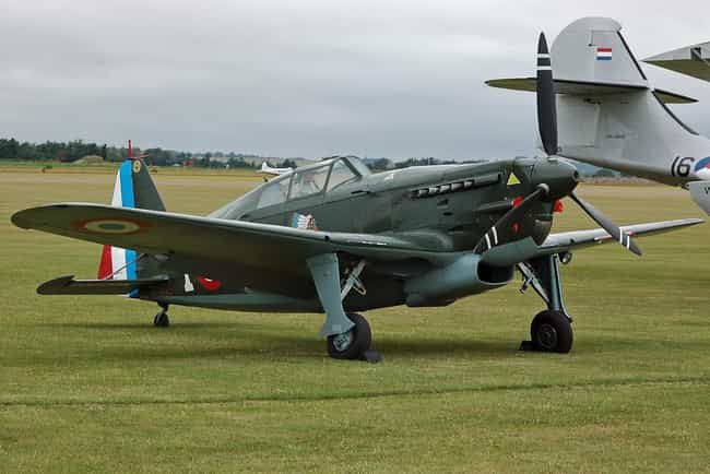 Morane-Saulnier M.S.406 is listed (or ranked) 1 on the list List of Morane-Saulnier Airplanes and Aircrafts