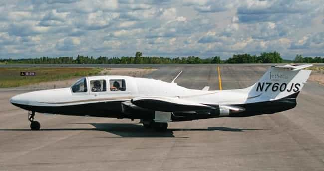 Morane-Saulnier MS.760 Paris is listed (or ranked) 2 on the list List of Morane-Saulnier Airplanes and Aircrafts