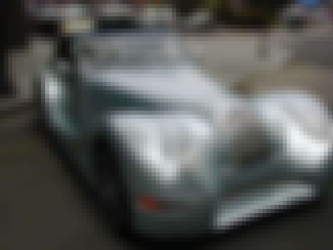 Morgan Aero 8 is listed (or ranked) 2 on the list Full List of Morgan Models