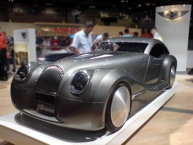Morgan LIFEcar is listed (or ranked) 3 on the list Full List of Morgan Models
