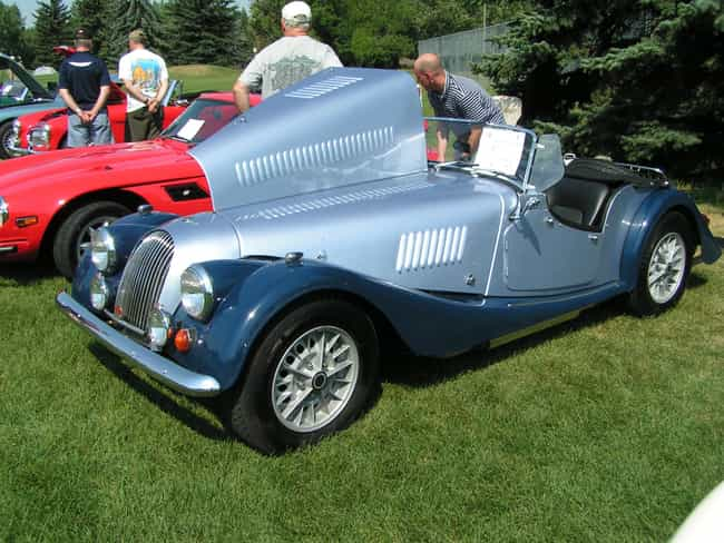 Morgan Plus 8 is listed (or ranked) 1 on the list Full List of Morgan Models