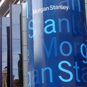 Morgan Stanley is listed (or ranked) 14 on the list The Top MBA Employers
