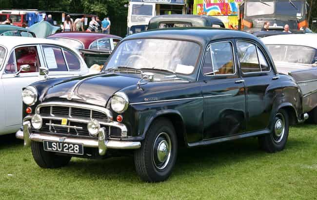 All Morris Motor Company Models List Of Morris Motor Company Cars