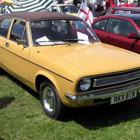 Morris Marina is listed (or ranked) 21 on the list The Worst Cars Ever Made
