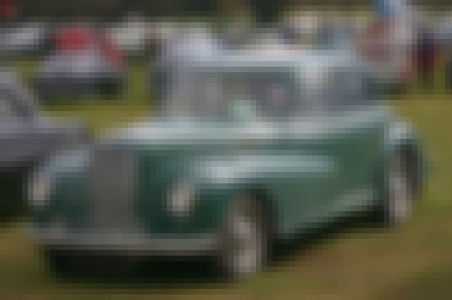 Morris Six MS is listed (or ranked) 3 on the list Full List of Morris Motor Company Models